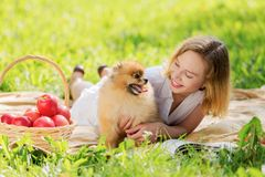 My lovely pet! Stock Images