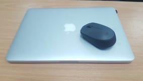 My mac Stock Photos