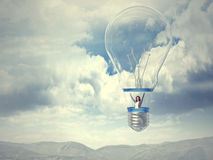 My mind is flying Royalty Free Stock Photo