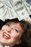 My Money Royalty Free Stock Images