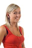 My mp3 royalty free stock photography