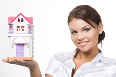 My new house Stock Photo