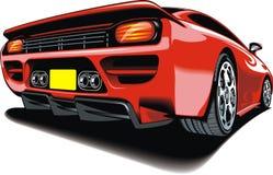My original sport car design Stock Photography