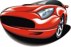 My original sport car design Stock Image