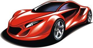 My original sport car design Stock Photo