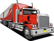 My original truck design Stock Photo