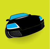 My own car design. Royalty Free Stock Image