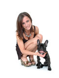 My Pet Bull Dog Stock Photography