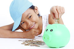 My Piggy Bank Stock Image