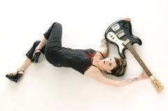 my play strings στοκ φωτογραφία με δικαίωμα ελεύθερης χρήσης