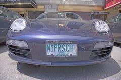 My Porsche  Royalty Free Stock Image