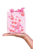 This is my present Stock Images