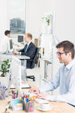 My private office space Royalty Free Stock Photo