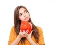 My savings. Stock Images
