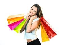 My shopping Stock Photo