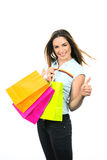 My shopping Stock Photography