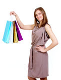 My shoppings Stock Photography