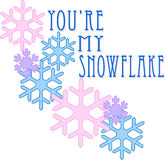 My Snowflake Stock Photography