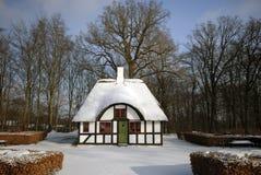 My Snowy Home Stock Photos