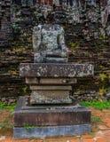 My Son - hinduism ruines in Vietnam Stock Image