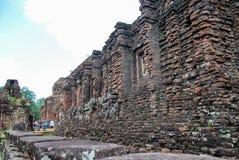 My Son temple complex, Vietnam Stock Photo