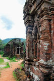 My Son temple complex, Vietnam Stock Photos