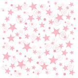 My stars illustration Stock Images