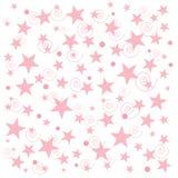 My stars illustration Stock Images