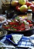 My summer breakfast Stock Photos