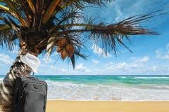 My summer vacation stock image