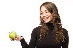My sweet apple. Royalty Free Stock Photos