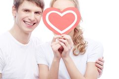 My sweetheart Royalty Free Stock Photography