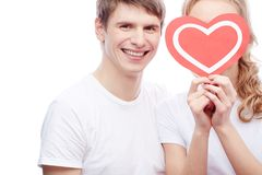 My sweetheart Stock Images