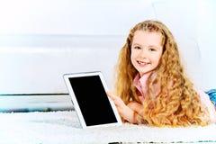 My tablet Stock Photo
