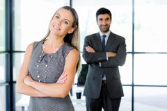 My team will get everything done Stock Photo