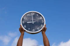 This is my time Stock Photo