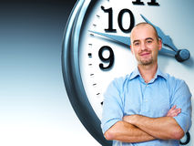 My time Royalty Free Stock Image
