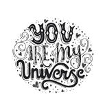 My Universe Royalty Free Stock Photos