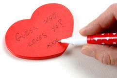 My Valentine Royalty Free Stock Image
