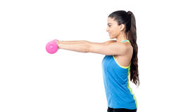 This is my daily work out ! Stock Images