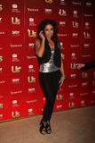 Mya Harrison. Arriving at the 2009 US Weekly Hot Hollywood Party Voyeur West Hiollywood,  CA November 18, 2009 Stock Image
