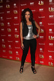 Mya Harrison. Arriving at the 2009 US Weekly Hot Hollywood Party Voyeur West Hiollywood,  CA November 18, 2009 Stock Images