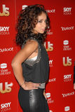 Mya,The Used. Mya  at the Us Weekly Hot Hollywood Style 2009 party, Voyeur, West Hollywood, CA. 11-18-09 Royalty Free Stock Photo