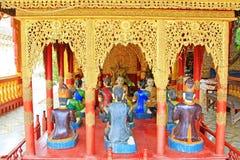 Mya Zedi Pagoda, Bagan Archaeological Zone, Myanmar Lizenzfreies Stockbild