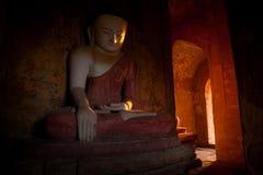 myanmar Виски Bagan на ноче Стоковое фото RF