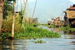 myanmar Arkivbild