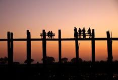 Myanmar Imagem de Stock Royalty Free