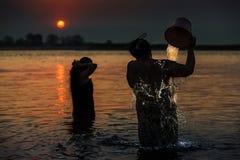 myanmar Fotografia de Stock Royalty Free