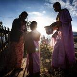 myanmar Lizenzfreies Stockbild