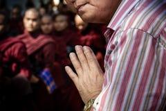 Myanmar Zdjęcie Stock